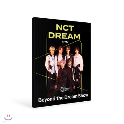 엔시티 드림 (NCT DREAM) - Beyond LIVE BROCHURE - NCT DREAM [Beyond the Dream Show]