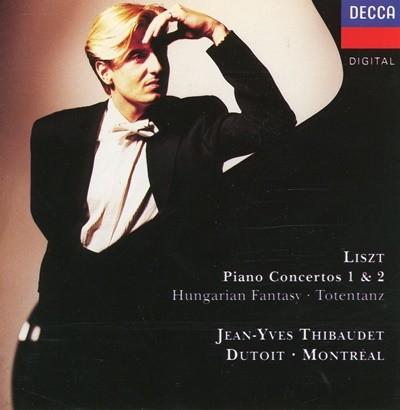 Franz Liszt, Jean-Yves Thibaudet, L'Orchestre Symphonique De Montreal, Charles Dutoit ?? Piano Concertos - Totentanz