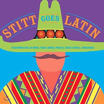 Sonny Stitt (소니 스팃) - Stitt Goes Latin [LP]