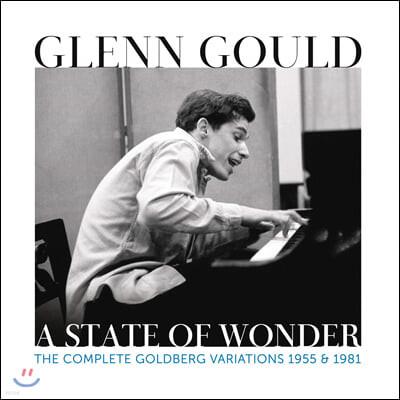 Glenn Gould 바흐: 골드베르크 변주곡 (Bach: The Complete Goldberg Variations 1955 & 1981)