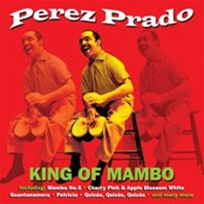 Perez Prado / King Of Mambo (2CD/수입)