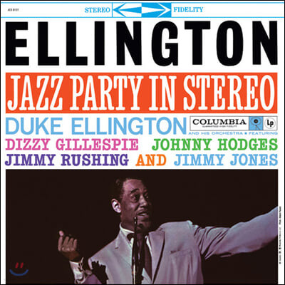 Duke Ellington (듀크 엘링턴) - Jazz Party in Stereo [LP]