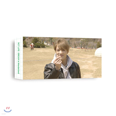 [JENO] NCT LIFE : DREAM in Wonderland 플립북 + 포토카드 SET
