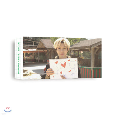 [RENJUN] NCT LIFE : DREAM in Wonderland 플립북 + 포토카드 SET