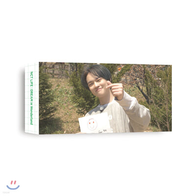 [CHENLE] NCT LIFE : DREAM in Wonderland 플립북 + 포토카드 SET