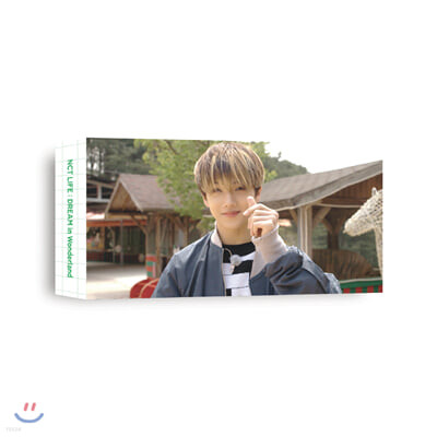 [JISUNG] NCT LIFE : DREAM in Wonderland 플립북 + 포토카드 SET