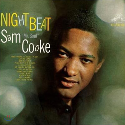 Sam Cooke (샘 쿡) - Night Beat [2LP]