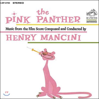 핑크 팬더 사운드트랙 (The Pink Panther OST by Henry Mancini) [2LP]