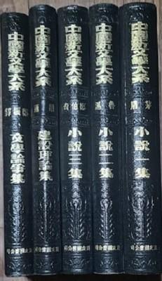 中國新文學大系 5冊(중국신문학대계)  5권(중국어 원서)