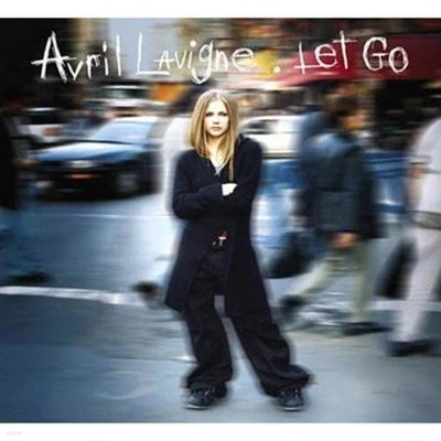 [중고CD] Avril Lavigne / Let Go