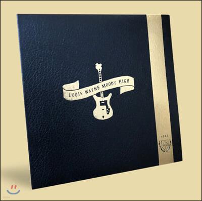 1960년대 서프, 개러지 록 모음집 (Louis Wayne Moody High: 1967) [블랙반 LP]