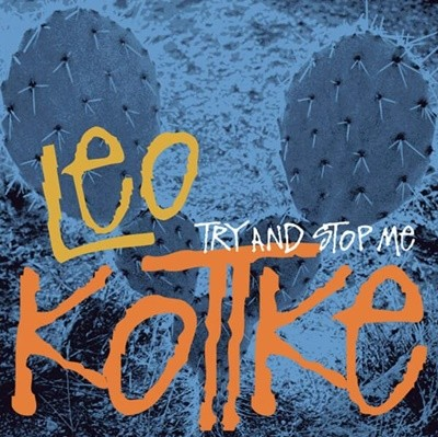 Leo Kottke - Try And Stop Me (수입)