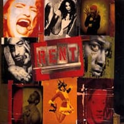 O.S.T. / Rent (렌트) - Original Cast Recording (2CD)