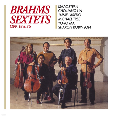브람스: 현악 육중주 1 & 2번 (Brahms: String Sextets Op. 18 & Op. 36) - Isaac Stern
