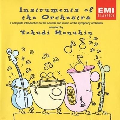 Yehudi Menuhin - Instruments Of The Orchestra