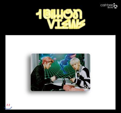 EXO-SC(세훈&찬열) - 캐시비 교통카드 (단체 ver)