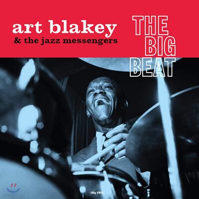 Art Blakey & The Jazz Messengers (아트 블래키 & 재즈 메신저스) - The Big Beat [LP]