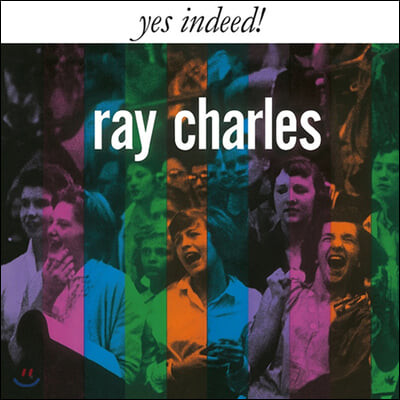 Ray Charles (레이 찰스) - Yes Indeed! [LP]
