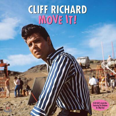 Cliff Richard (클리프 리처드) - Move It! [LP]