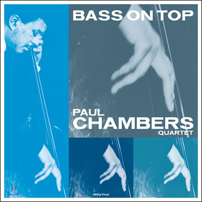 Paul Chambers (폴 챔버스) - Bass On Top [LP]