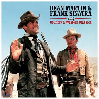 Frank Sinatra / Dean Martin (프랭크 시나트라 / 딘 마틴) - Sing Country & Western Classics [LP]
