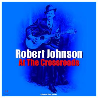 Robert Johnson (로버트 존슨) - Cross Road Blues [투명 컬러 3LP]