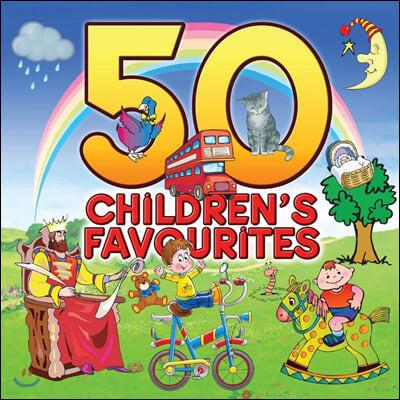 50곡의 인기 동요 모음집 (50 Children's Favourites)