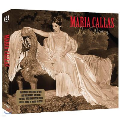 Maria Callas (마리아 칼라스) - 오페라 아리아 모음집 (La Divina)