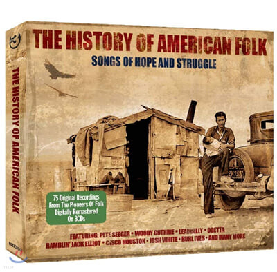 미국 포크 명곡 모음집 (The History of American Folk)