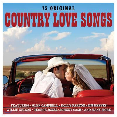 컨트리 러브 송 모음집 (Country Love Songs)