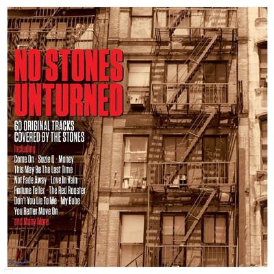 롤링 스톤즈가 커버한 오리지널 곡 모음집 (No Stones Unturned: 60 Songs Covered by The Stones)