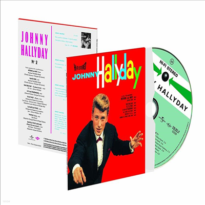 Johnny Hallyday - Retiens La Nuit (Digipack)(CD)