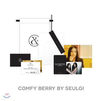 Red Velvet - IRENE & SEULGI : Monster [SACHET SET_COMFY BERRY BY SEULGI]