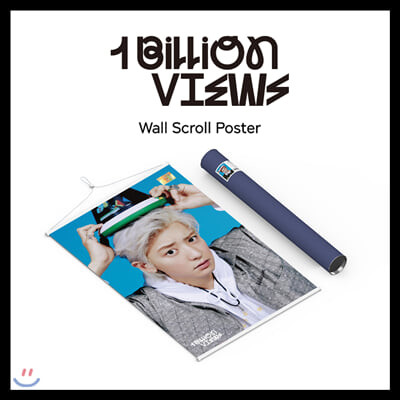 EXO-SC(세훈&찬열) - 월 스크롤 포스터 (찬열 A ver)
