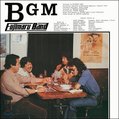 Fujimaru Band (후지마루 밴드) - BGM [LP]