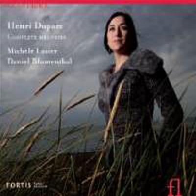 앙리 뒤파르크 : 가곡 전곡 (Duparc : Complete Melodies)(CD) - Michele Losier