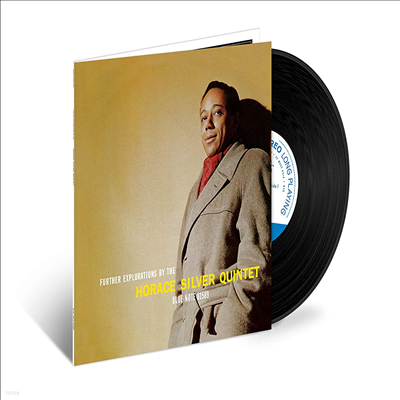 Horace Silver - Further Explorations (Blue Note Tone Poet Series) (180g LP)