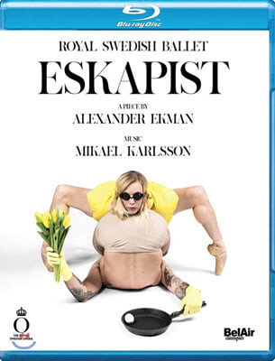 Royal Swedish Ballet 미카엘 칼슨: 현대무용 '현실도피자' (Mikael Karlsson: Eskapist)