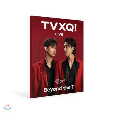 동방신기 (TVXQ!) - Beyond LIVE BROCHURE TVXQ! [Beyond the T]