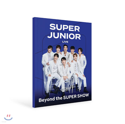 슈퍼주니어 (SUPER JUNIOR) - Beyond LIVE BROCHURE SUPER JUNIOR [Beyond the SUPER SHOW]
