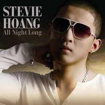[일본반] Stevie Hoang - All Night Long