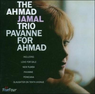 The Ahmad Jamal Trio - Pavanne For Ahmad