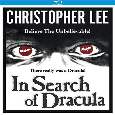 In Search Of Dracula (인 서치 오브 드라큘라) (1975)(한글무자막)(Blu-ray)