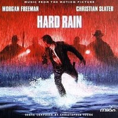 [미개봉] O.S.T. (Christopher Young) / Hard Rain (하드 레인)