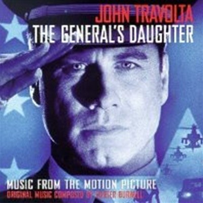 [미개봉] O.S.T. (Carter Burwell) / The General's Daughter (장군의 딸)