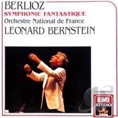 Leonard Bernstein / 베를리오즈 : 환상 교향곡 (수입/4833102)