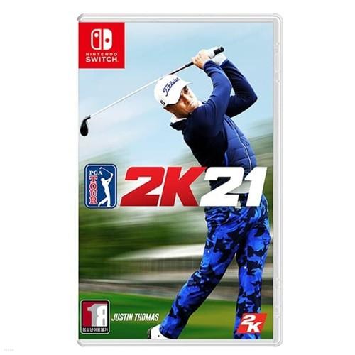 [닌텐도 스위치 타이틀] Nintendo Switch PGA 2K21