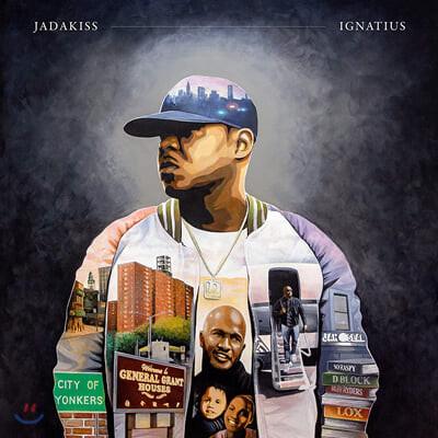 Jadakiss (자다키스) - 5집 Ignatius [LP]