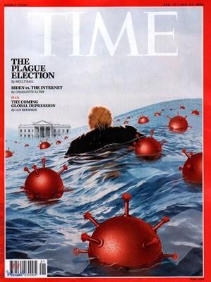 Time (주간) - Asia Ed. 2020년 08월 17일
