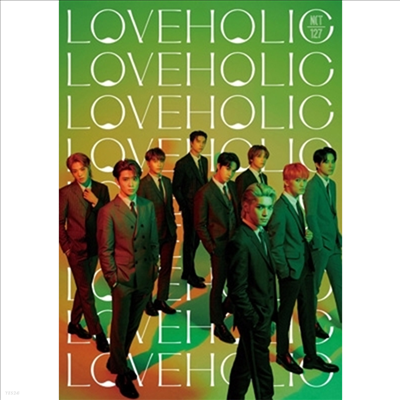 엔시티 127 (NCT 127) - Loveholic (CD+Blu-ray+Booklet) (초회생산한정반)